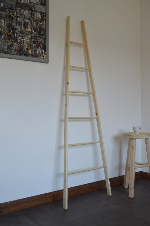 Home Decorative Wooden Ladder