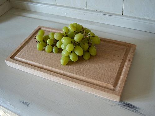100% Natural; Chopping Board from Oak