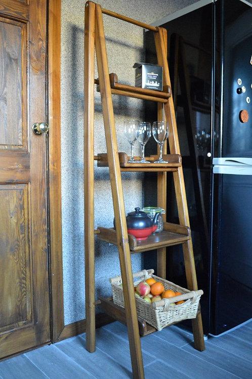 Double Ladder & Shelve