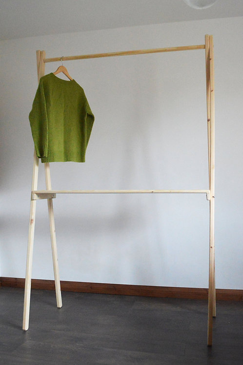 Clothes Rack, Perfect Table for the Open Market!