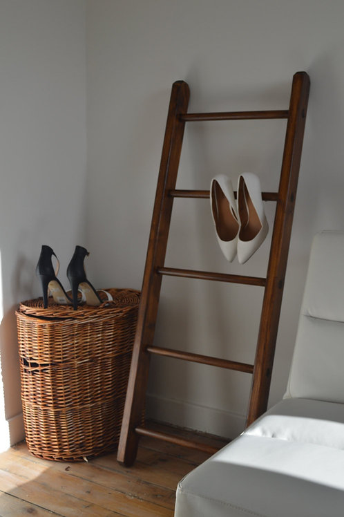 Small Multi Purpose, Home Decorative Wooden Ladder