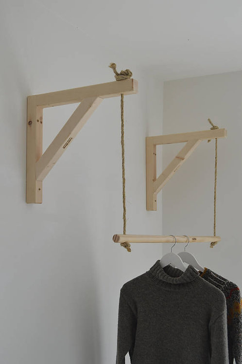 Shelf Brackets, Ladder and Rail
