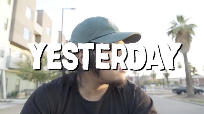 YESTERDAY - justaplanekid x kato