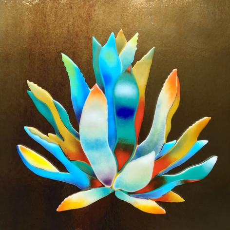Blue Agave #2 (SOLD)