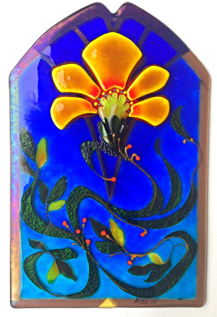 Cathedral Lily (SOLD)