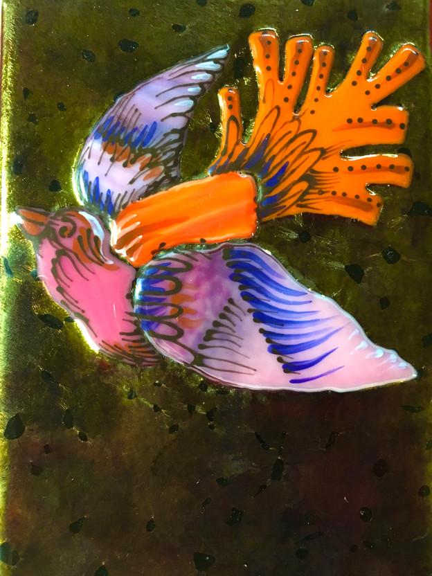 BirdTile-Metallic