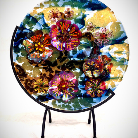Round Flower Tree (AVAILABLE)