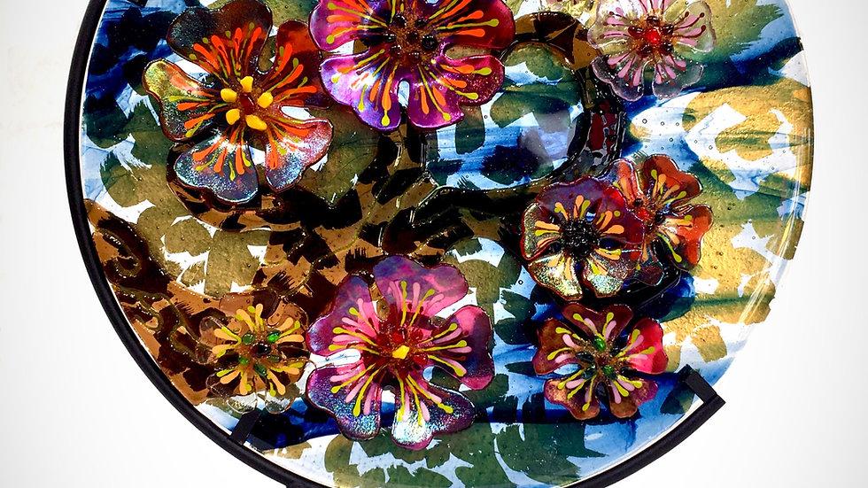 Round Flower Tree