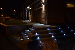 Outside Lighting by Stelec Electrical Market Harborough