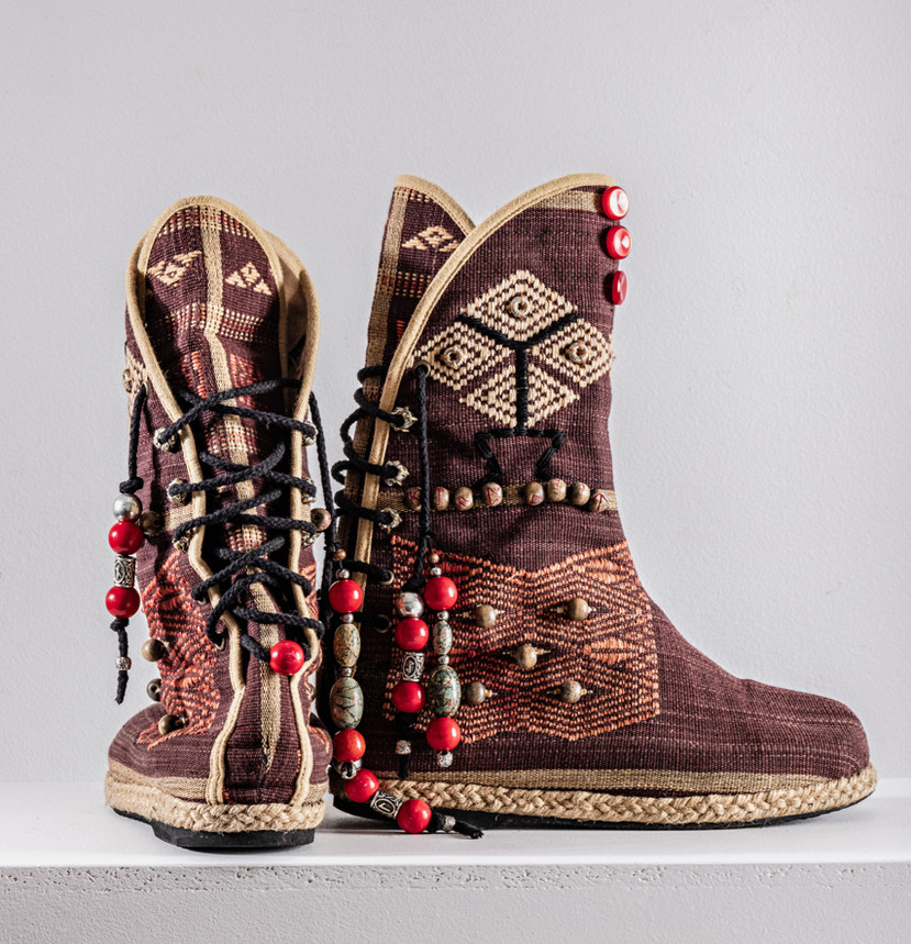 Chouchon Harvest Dance Boots