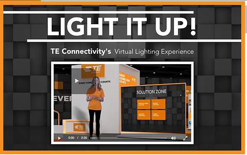 TE Microsite to replace virtual exhibit