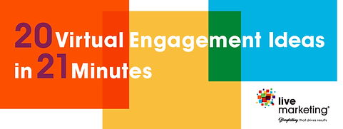 20 virtual event engagement ideas
