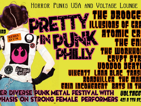 Pretty in Punk...Be There