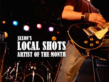 WMMR'S LOCAL ARTIST OF THE MONTH!