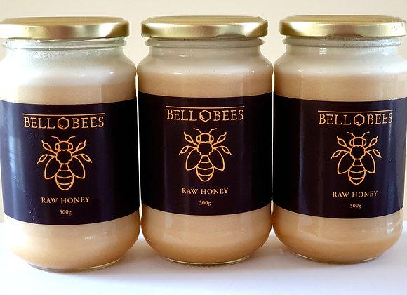 Creamed Raw Honey