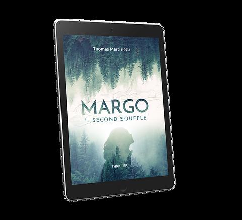MARGO T1 - Couverture