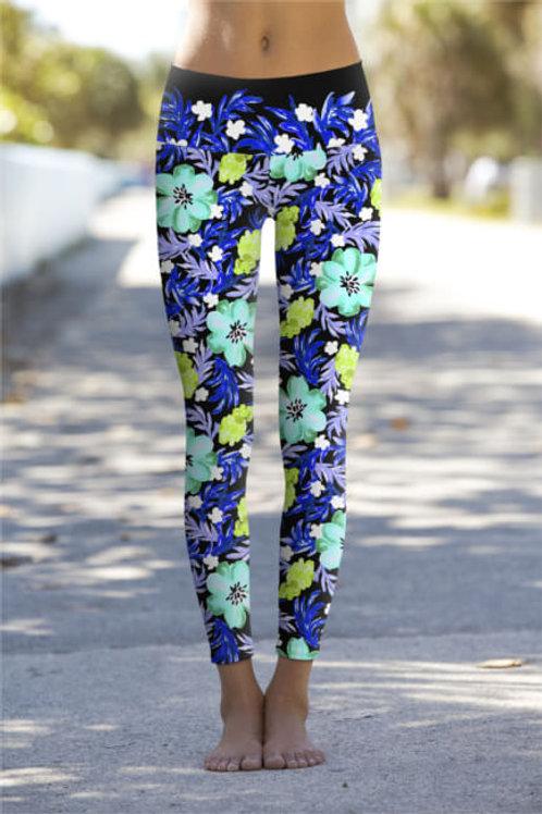 Fabulous Blue Floral