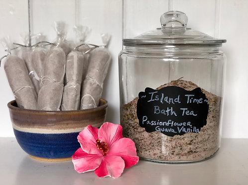 Island Time~ Bath Tea