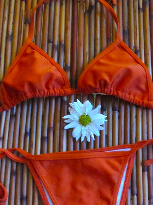 Sweet Mana Brazilian Bikini Front View