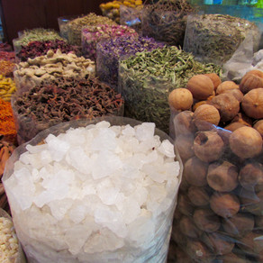 Spice Markets of the Middle East