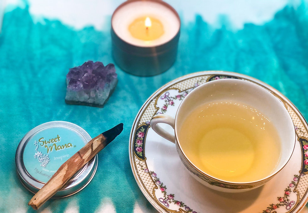 Sweet Mana Good Vibe Essentials & Clearing Ritual Kits to Elevate you and your homes vibe.