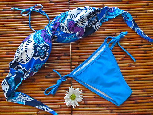 Sweet Mana Brazilian Bikinis Front View