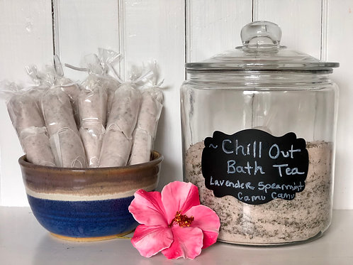 Chill Out~ Bath Tea