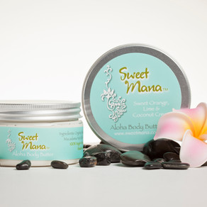 Body Butters & Body Scrubs Now Available!