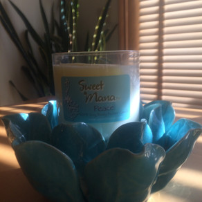 Try Our New Peace Candle!