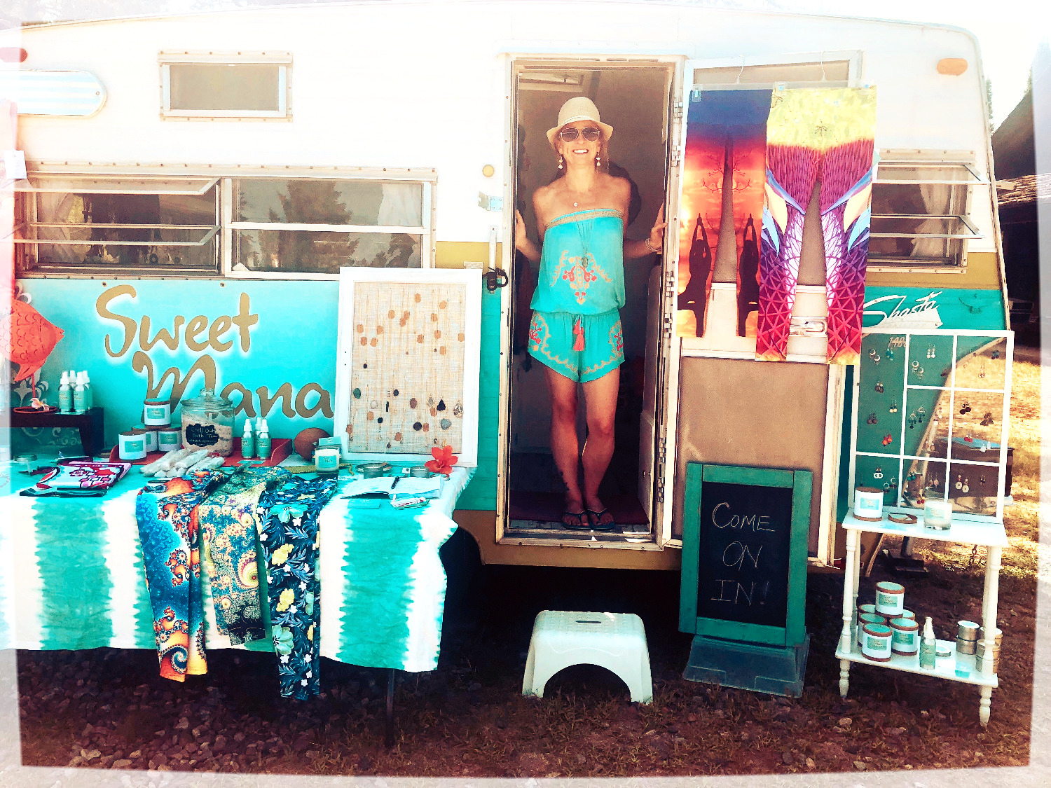 SweetMana Mobile Boutique
