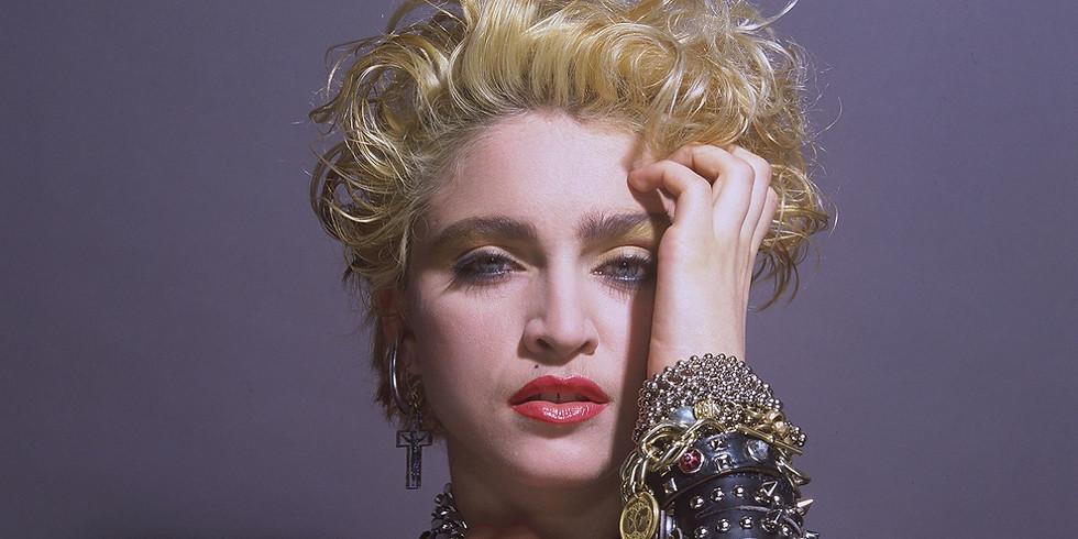 Atelier modèle vivante en ligne : Madonna !