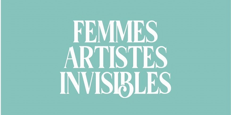 Stage : modèle vivante / Spécial Femmes Artistes Invisibles !