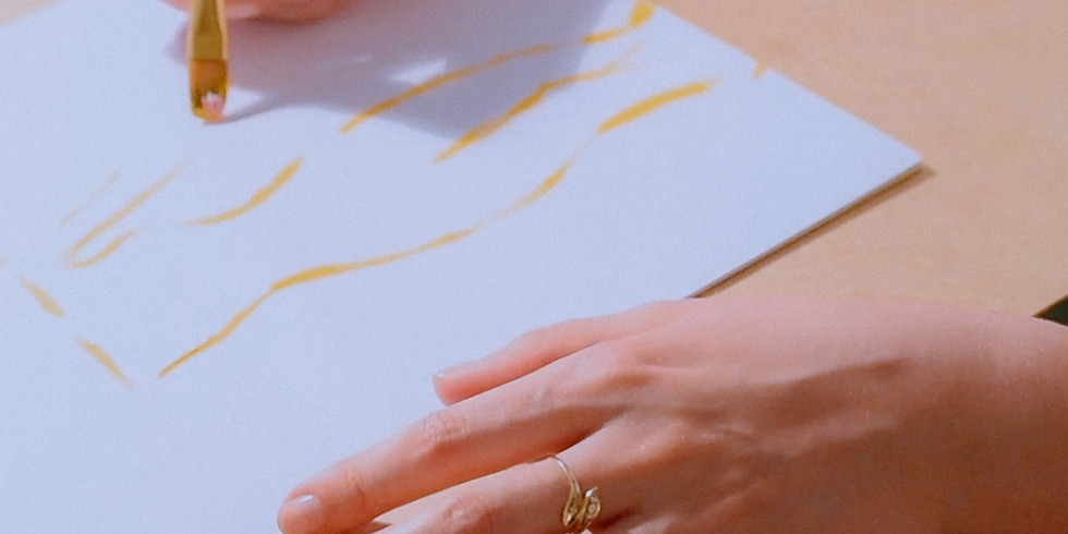 Atelier de peinture à Montmartre !