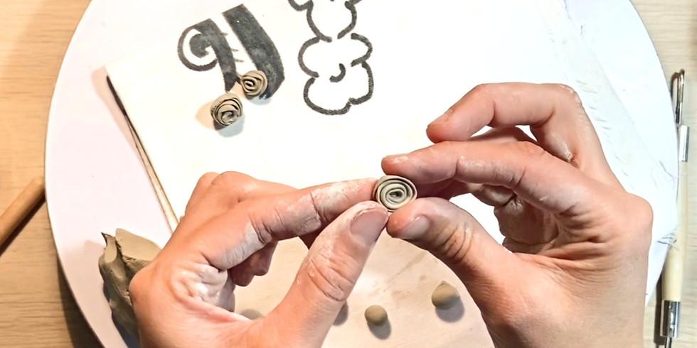 Atelier-Apéro ! Modelage en céramique : Spécial Leonora Carrington !