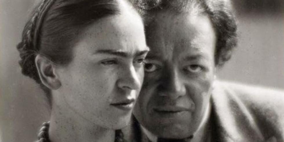 Atelier modèle vivante : Spécial Frida et Diego