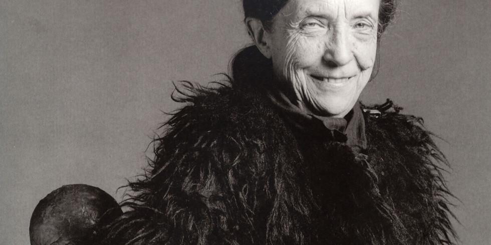 Atelier modèle vivante : Spécial Louise Bourgeois