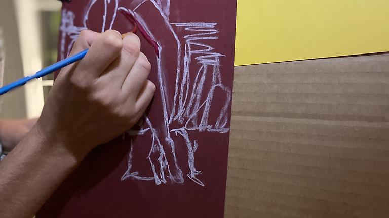 Atelier-apéro de Peinture : Les femmes artistes expressionnistes