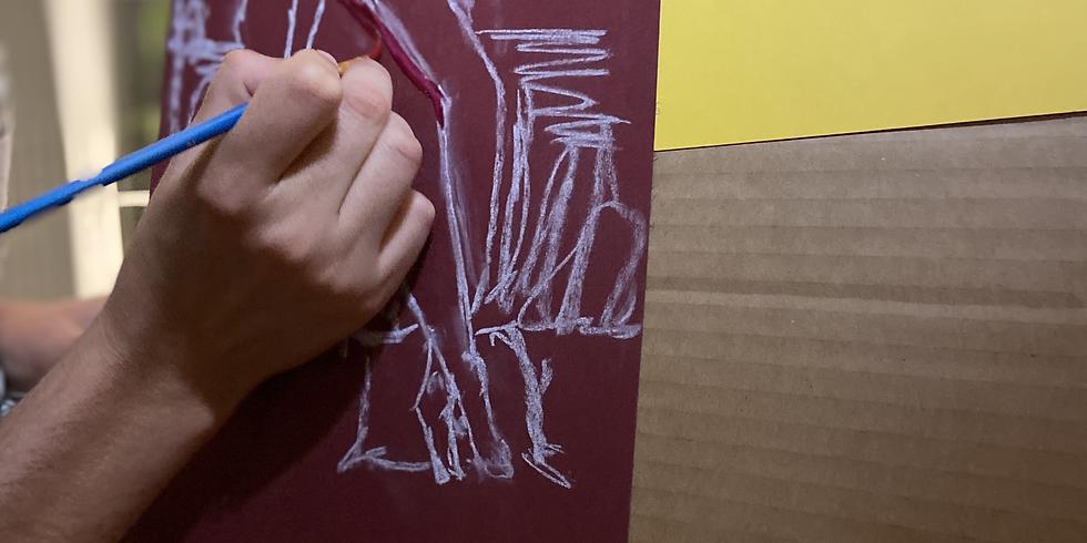Atelier Peinture : Les femmes artistes expressionnistes