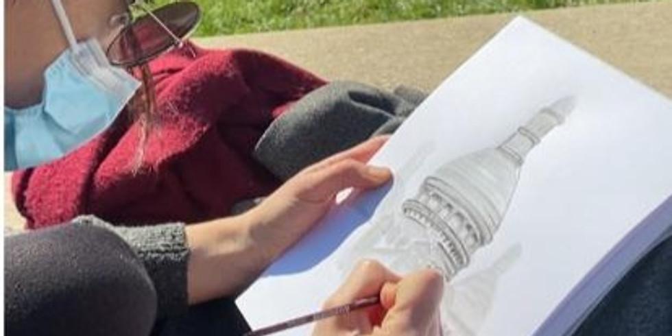 Atelier de peinture à Montmartre : individual ou en goupe de copines !