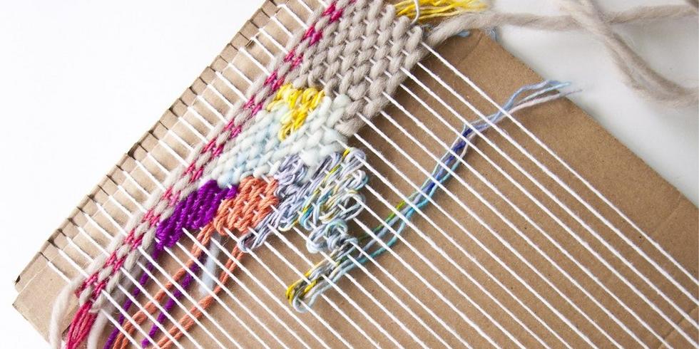 Atelier DIY :  Viens fabriquer ton propre tapis avec du tissu recyclé ;)