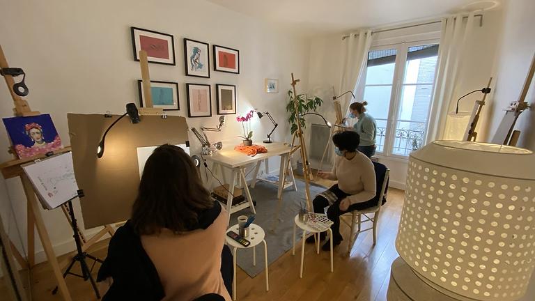 Atelier de nature morte à Montmartre : Spécial Tarsila Do Amaral