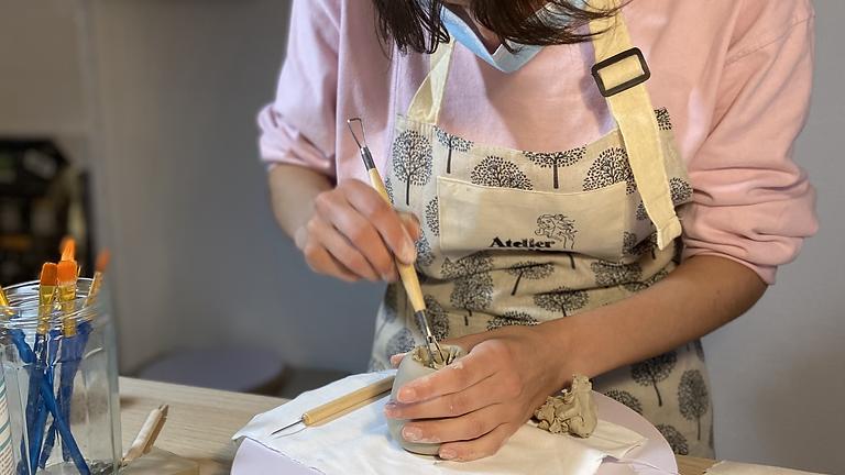 Modelage en céramique : Spécial Françoise Gilot !