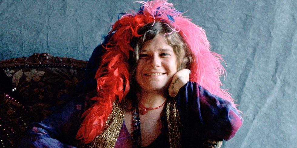 Atelier modèle vivante : Janis Joplin !