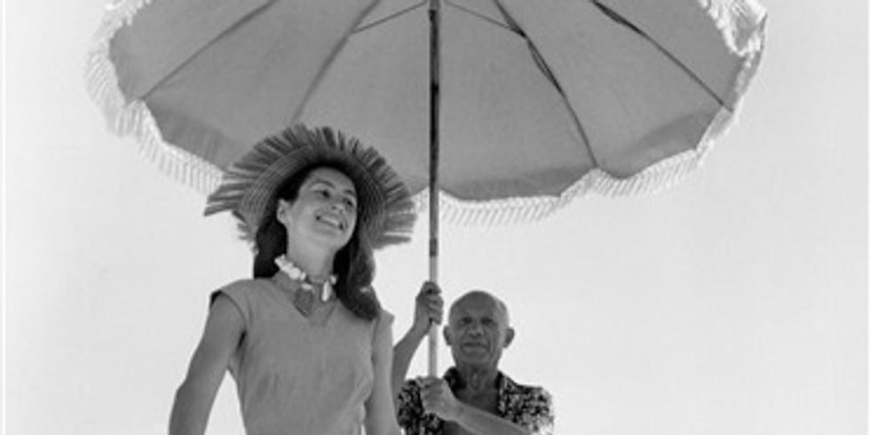 Atelier modèle vivante : Spécial Françoise Gilot et Pablo Picasso