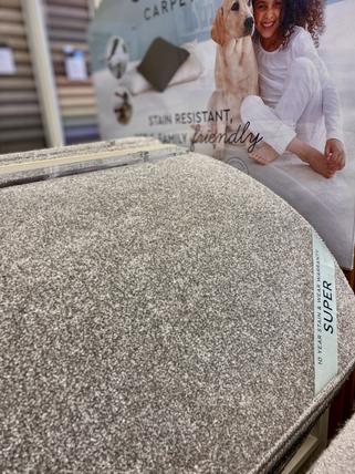 Easy Clean Luxury Carpet