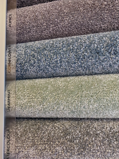 Luxury Carpets In A Range Of Colours