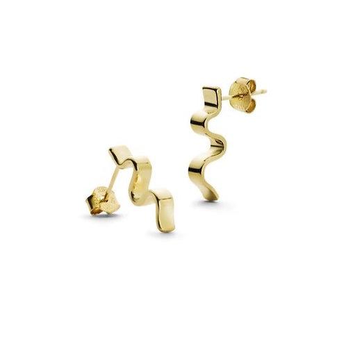 Dive Ohrstecker Gold
