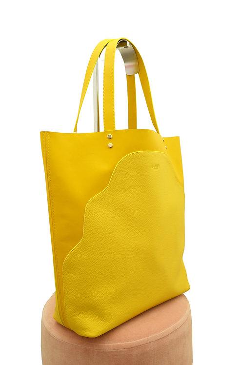 XL TOTE BAG Lemon