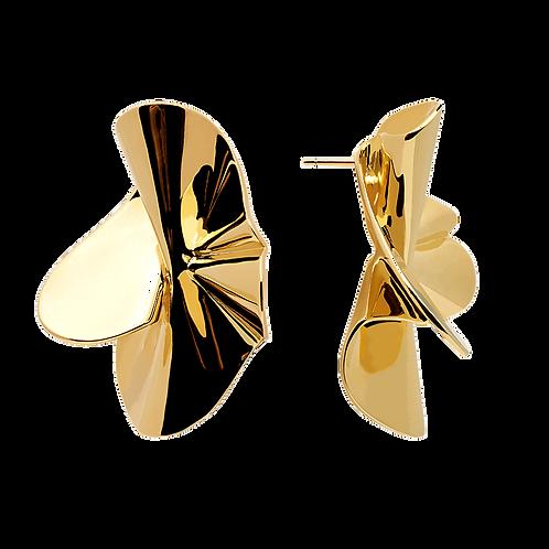 Nomad earrings Gold