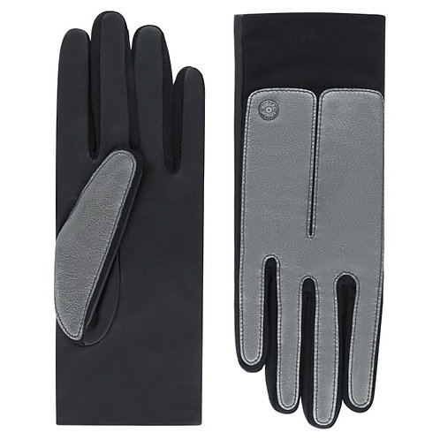 STOCKHOLM Touch Black/ Silber Handschuhe